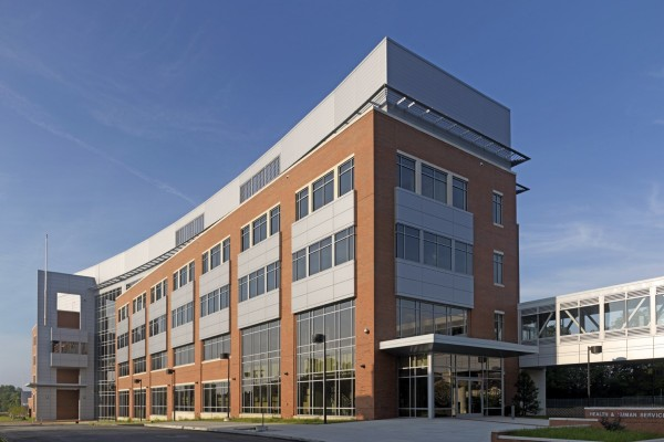 Coppin State University Health and Human Services Building