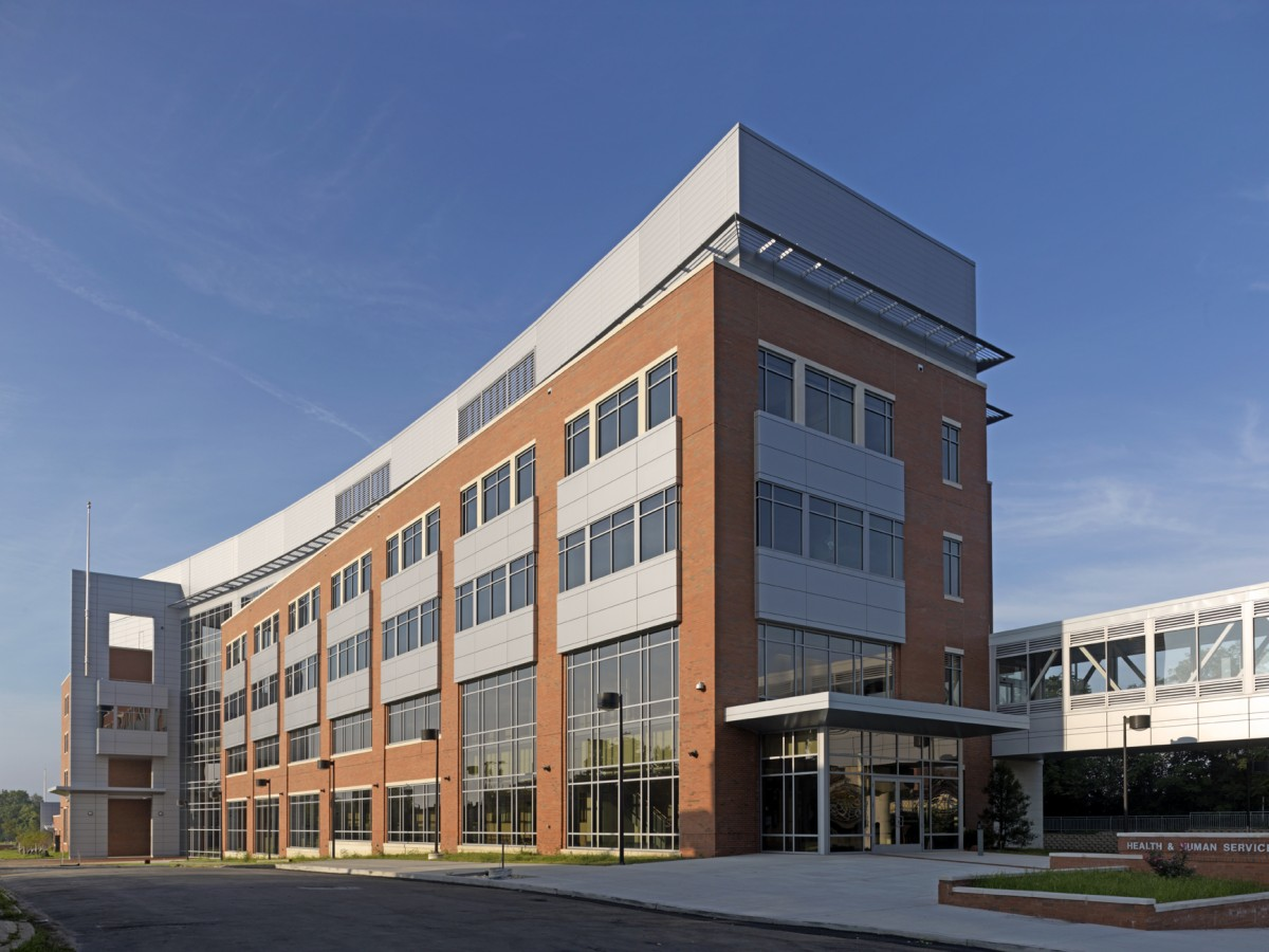 Coppin State University >> Coppin State University Health And Human Services Building