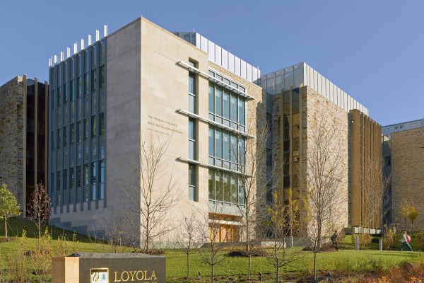 Loyola University Donnelly Science Center Expansion