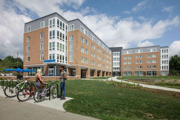 Shepherd University Student Housing