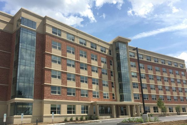 Pennsylvania State University Earle Hall, East Halls Design-Build, Phase 1A