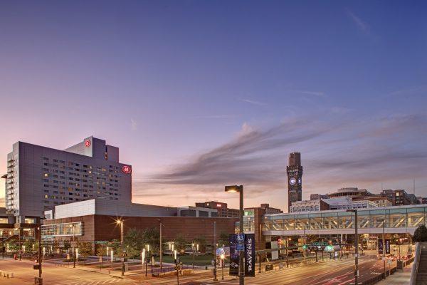 Hilton Baltimore Convention Center Hotel