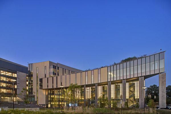 Morgan State University Business and Management Complex