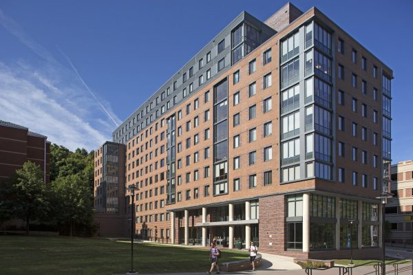 Towson University West Village Housing Phase III & IV
