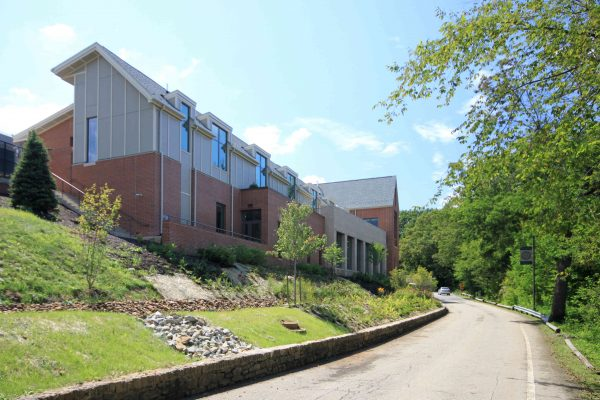 University of Pittsburgh at Greensburg Cassell Hall