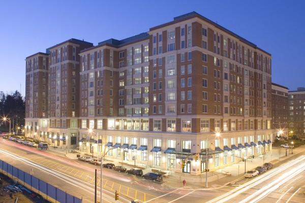 Johns Hopkins University Charles Commons Student Housing