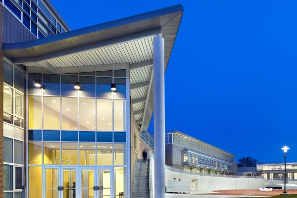 Coppin State University Physical Education Complex