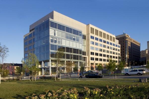 Science + Technology Park at Johns Hopkins, John G. Rangos, Sr. Life Sciences Building L-1
