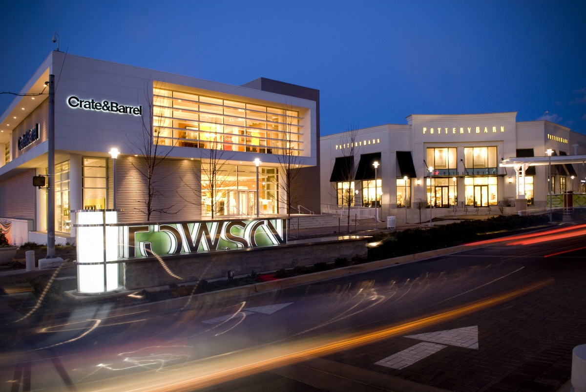 Towson Town Center Expansion Hope Furrer