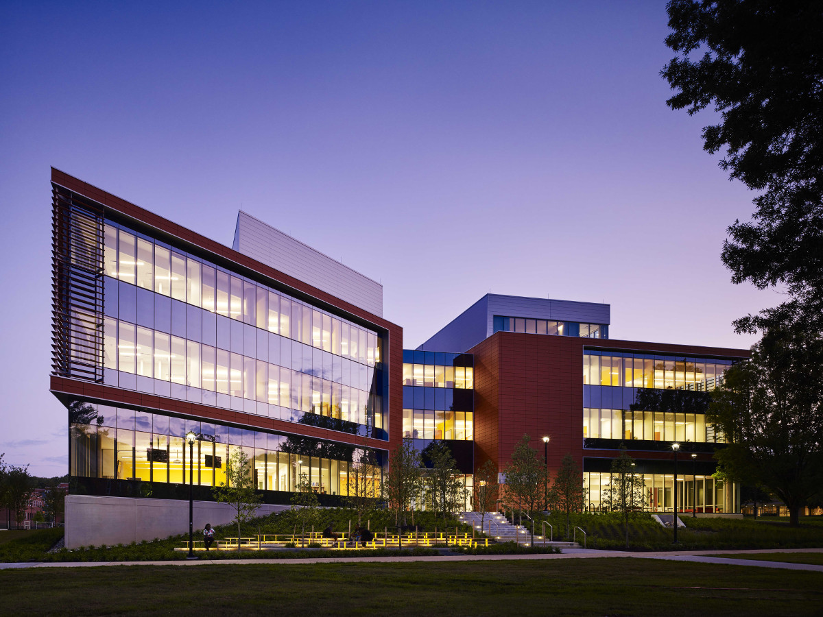 University Of Maryland Nursing >> Bowie State University Center for Natural Sciences ...