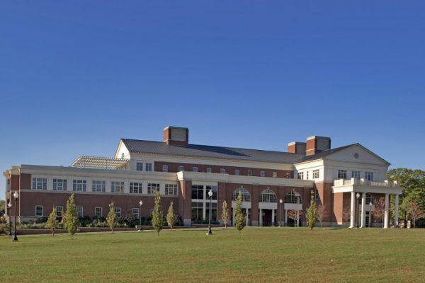 Bucknell University New Academic Quad West Building