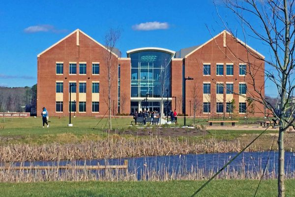 University of Maryland Eastern Shore Engineering, Aviation, Computer and Mathematical Sciences Building