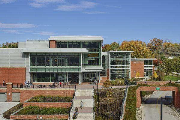 Towson University Burdick Hall Expansion